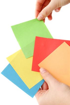 Farbwahl